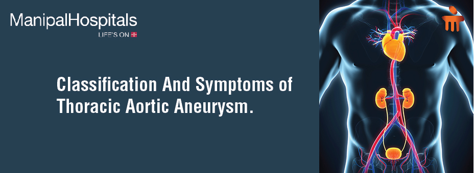 Classification And Symptoms Of Thoracic Aortic Aneurysm
