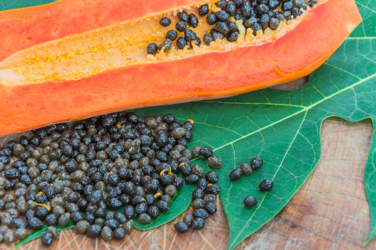 What are the benefits of papaya seeds?