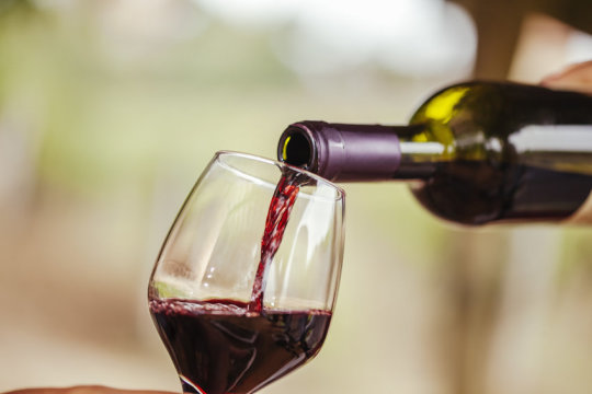 Wine Fends Off Bacteria That Causes Cavities?