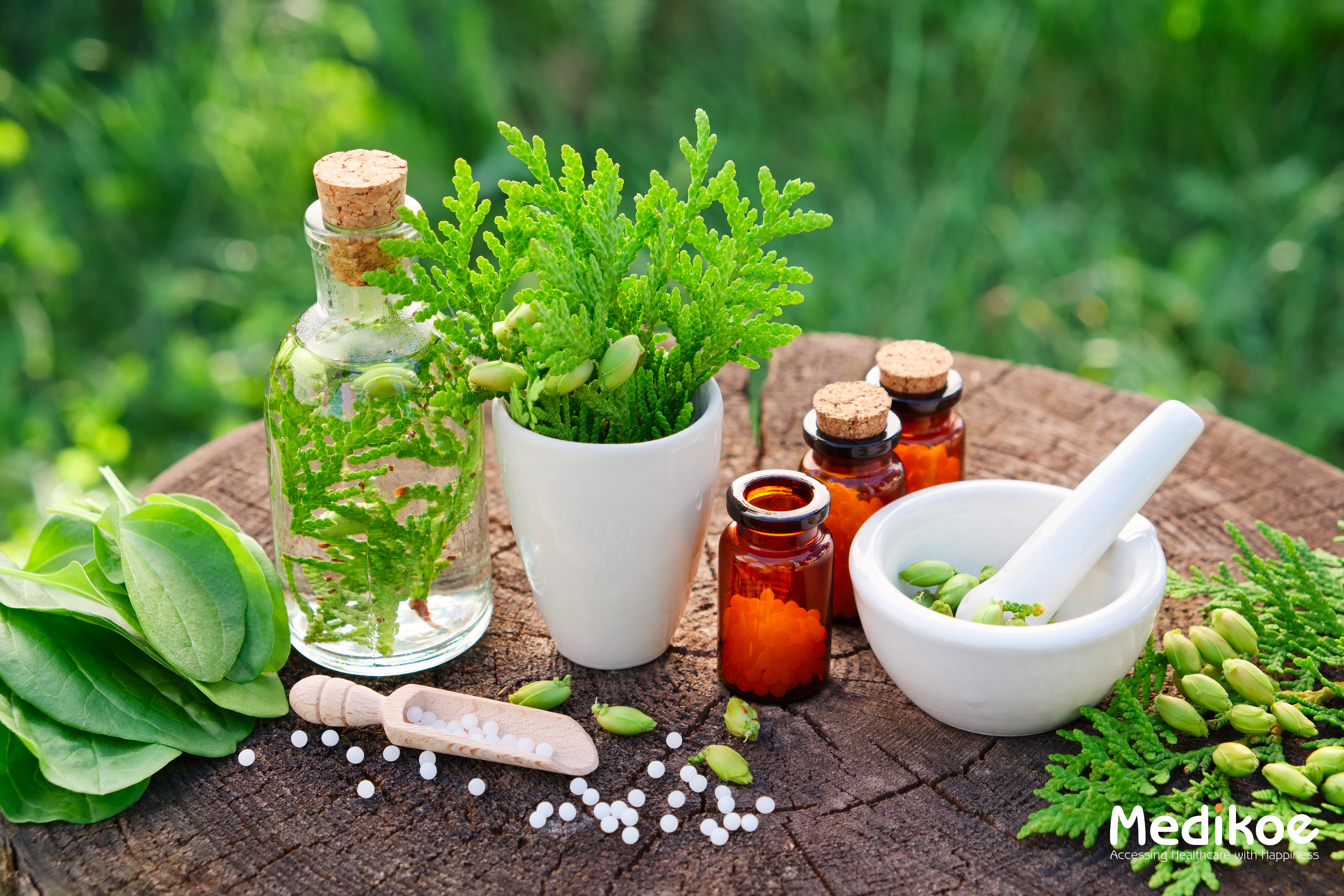 Homeopathic medicines for headache