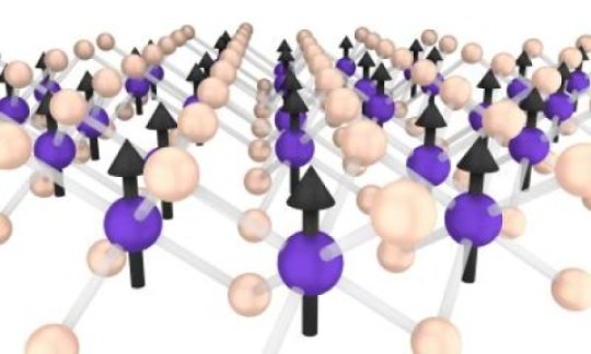 Atomically Thin Magnetic Device: New Memory Tech