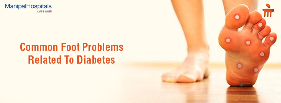 Common Foot Problems Related To Diabetes