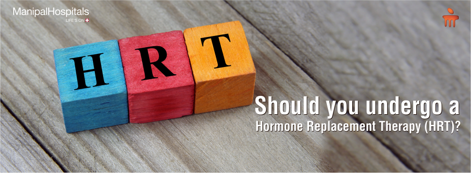 Should You Undergo A Hormone Replacement Therapy (HRT)?