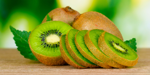 Get benefited by tangy kiwi