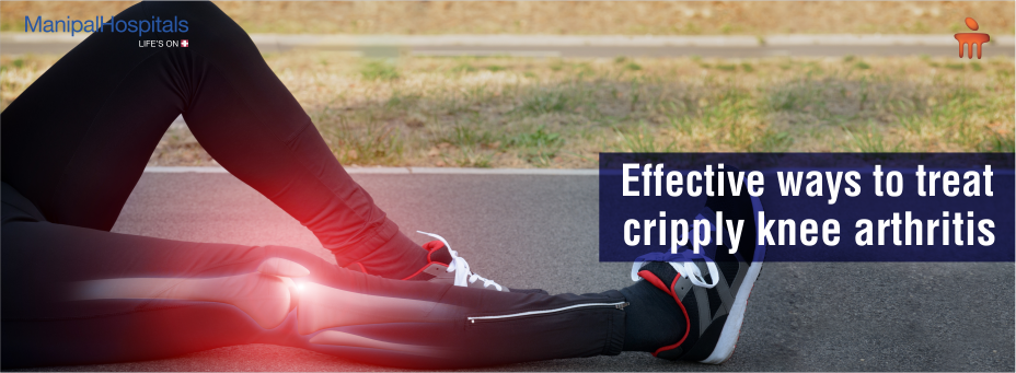 Effective Ways To Treat Cripply Knee Arthritis