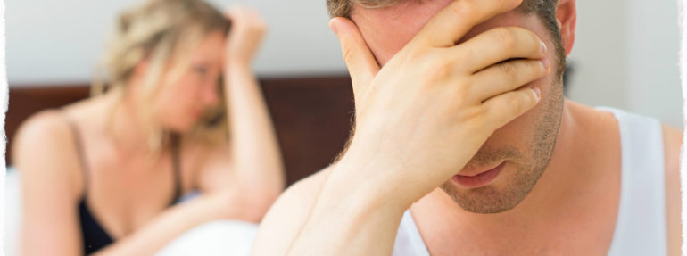 Erectile Dysfunction Causes and Cure