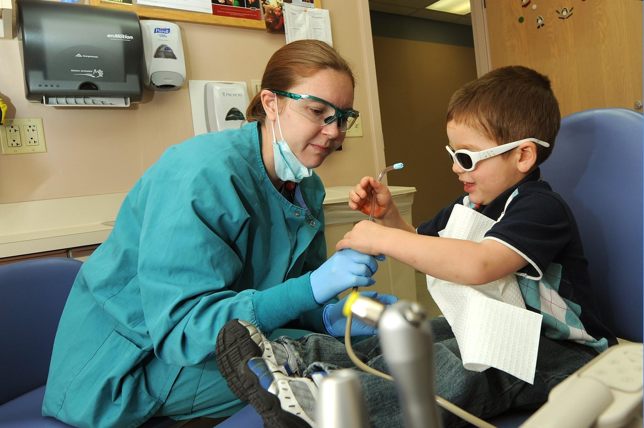 Why choose a pediatric dentist for your child?