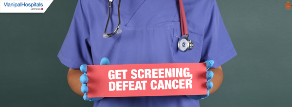 Get Screening, Defeat Cancer