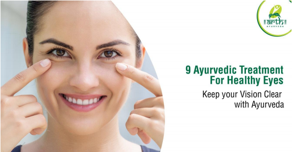 9 Ayurvedic Treatments for Healthy Eyes