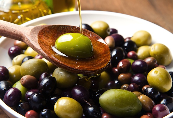 Curative Advantages of Olives