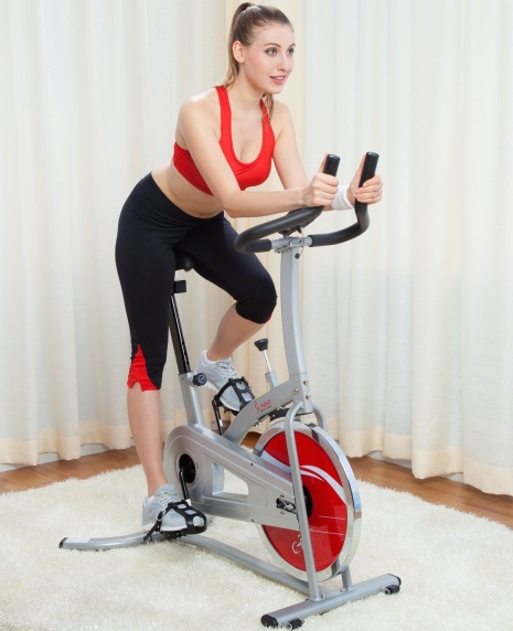 Slim your Legs with a Spin