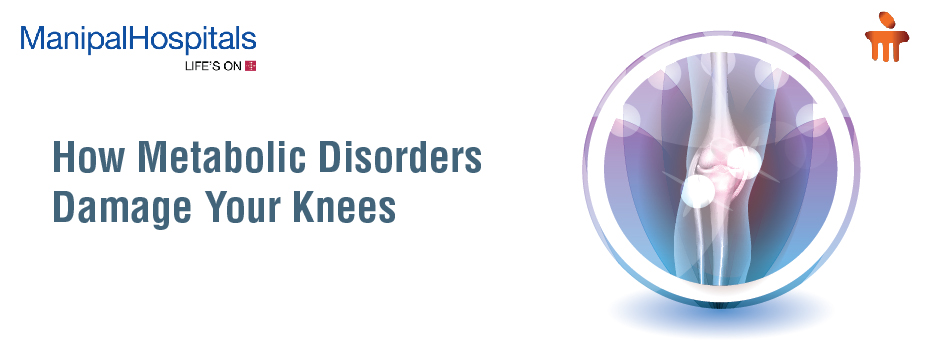 How Metabolic Disorders Damage Your Knees