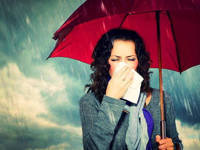 Ailments During Rainy Season