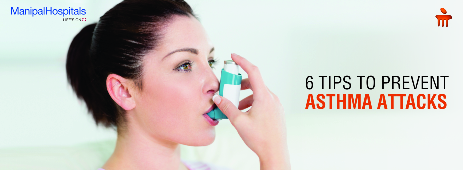 6 Tips to Prevent Asthma Attacks