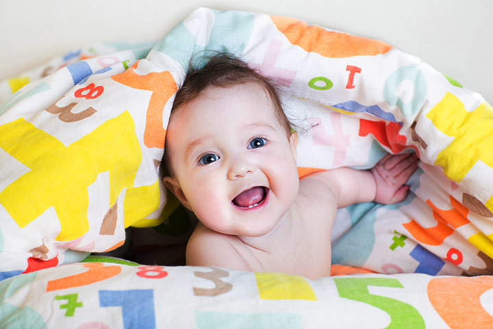 Tips For 4 to 6 Month Old Child