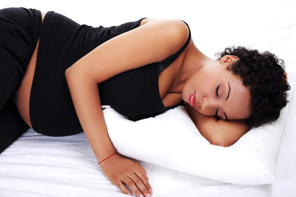 Is your sleeping position bothering you during pregnancy?