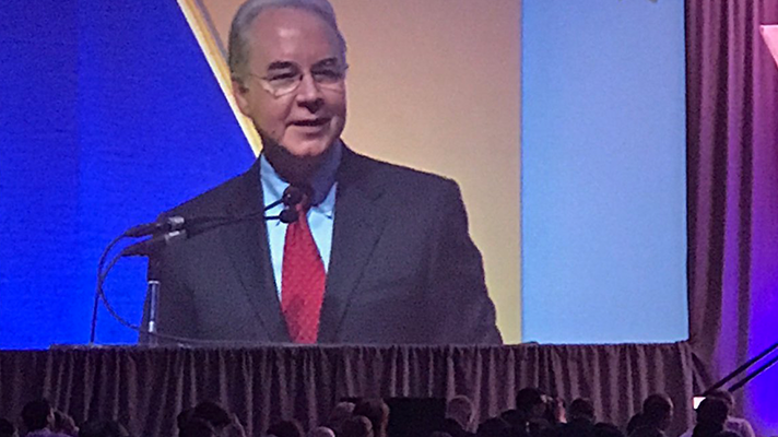 Health IT important, but too burdensome for doctors, Tom Price says