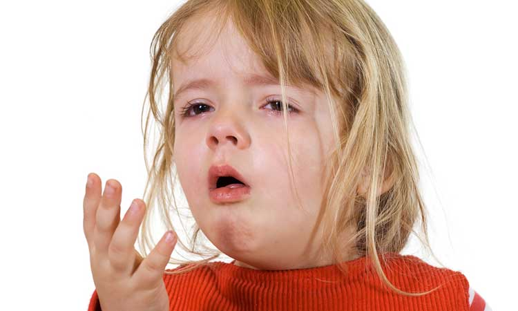 Homeopathy remedies for cough in Infants and children