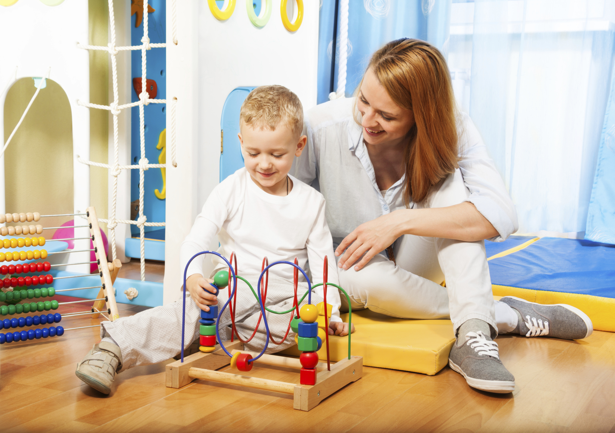 Role of Occupational Therapy in Autism