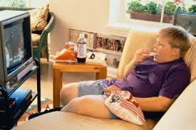 Television watching: food association, obesity