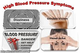 Symptoms and diagnosis of Hypertension, or high blood pressure