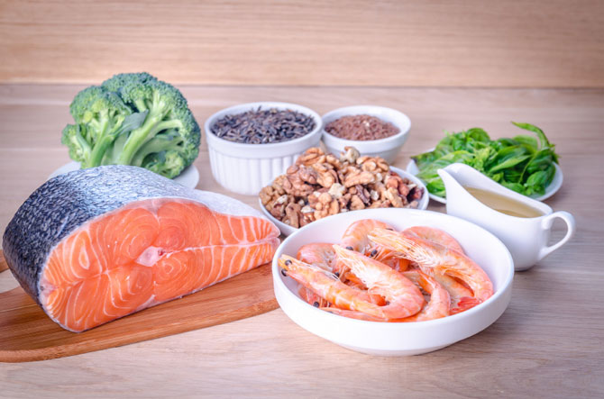Contrasts between Omega-3 Fats from Plants and Marine Animals