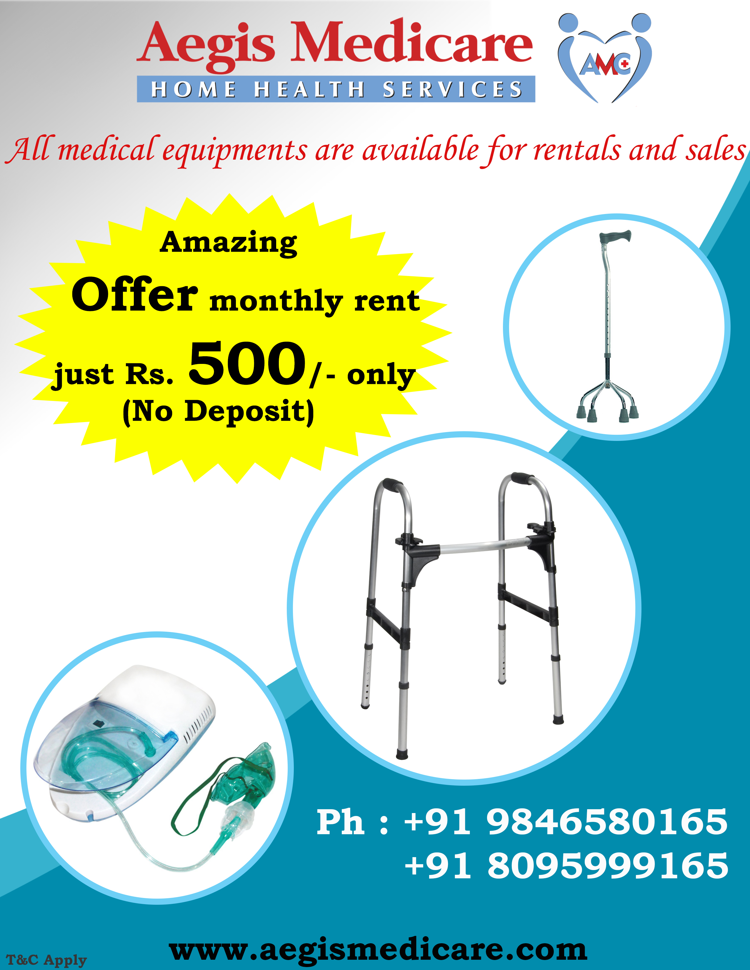 Amazing offer for all Medical equipments