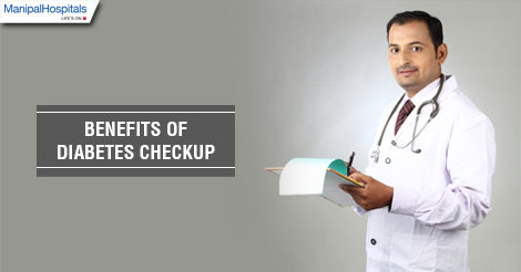 Benefits of Diabetes Checkup