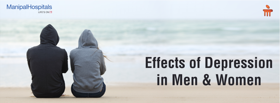Effects Of Depression In Men And Women