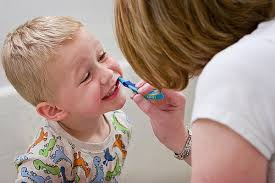 Reasons for tooth decay in Children