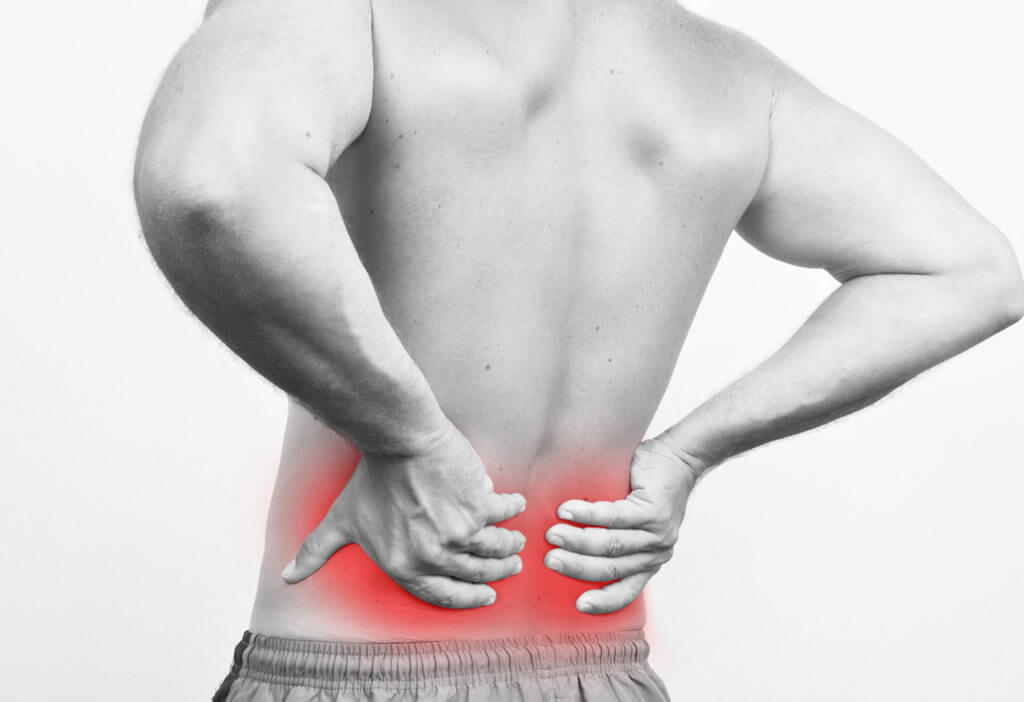 Exercises for relieving lower back pain