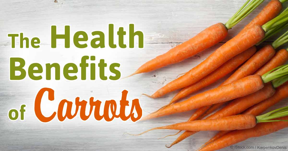 Advantages of Carrots: The Crunchy Power food