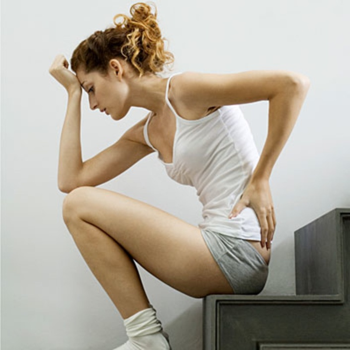 Causes of a Back Pain