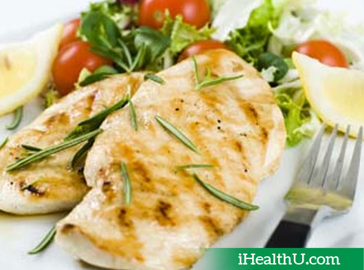 Lemon Chicken - Diabetes recipe