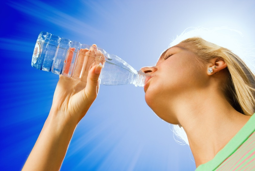 Lack of Water in Your Body - Dehydration