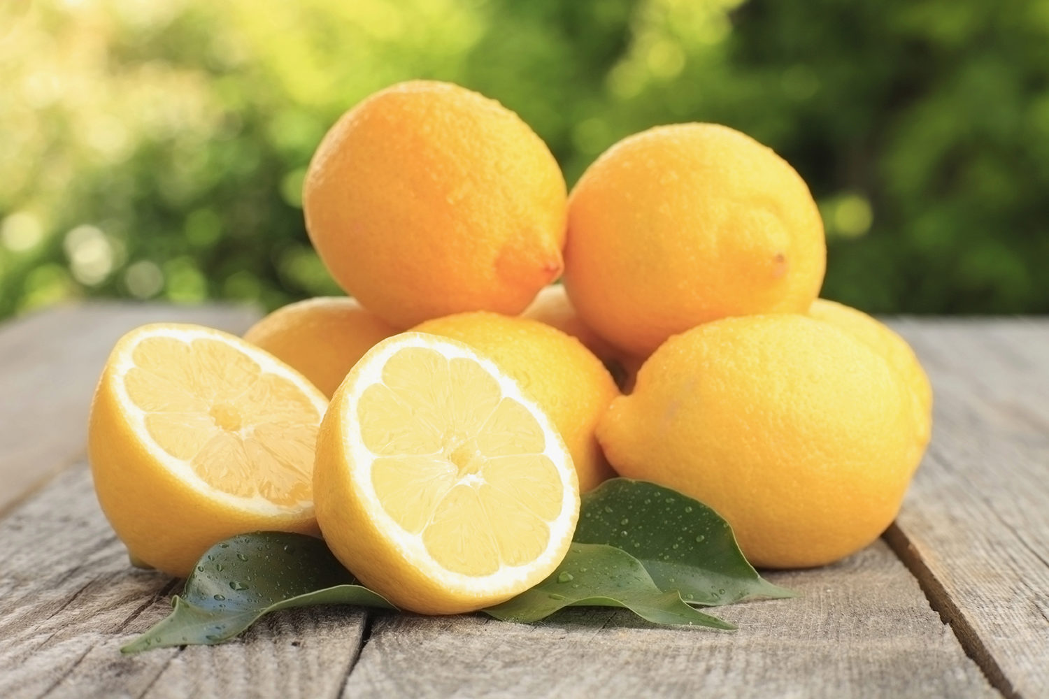 Therapeutic Advantages of Lemon