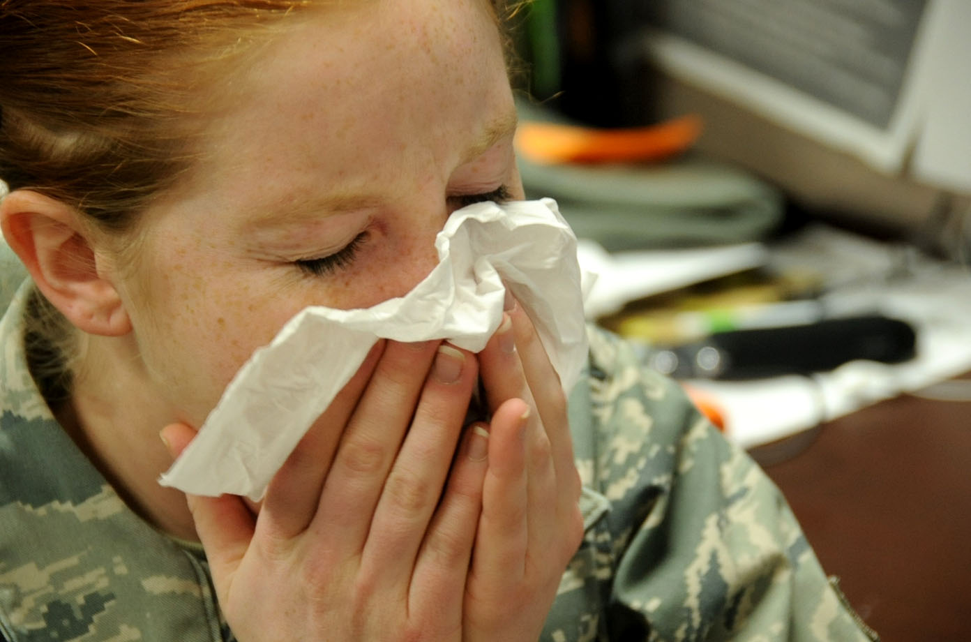 How to ease coughing?