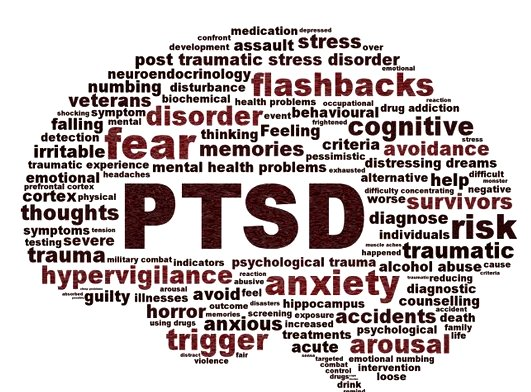 What is posttraumatic stress disorder? What are the symptoms and how do you overcome it?