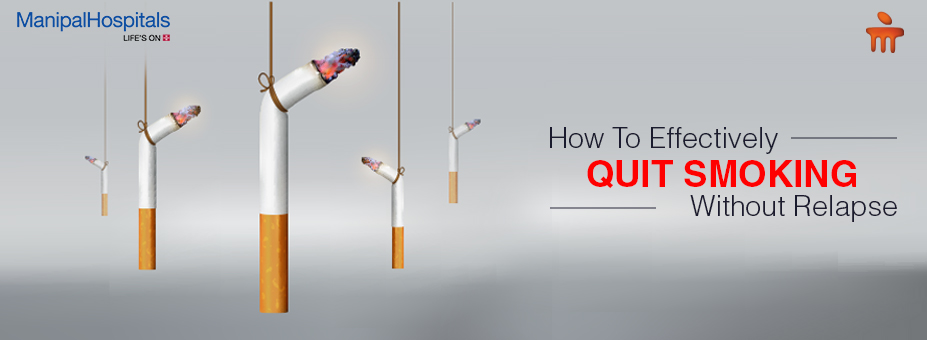 How To Effectively Quit Smoking Without Relapse