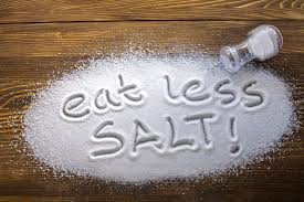 Sodium: How to control your salt habit