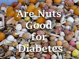 Did you know how good Nuts and seeds are for Diabetes?