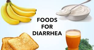 Foods That are Good in Diarrhea