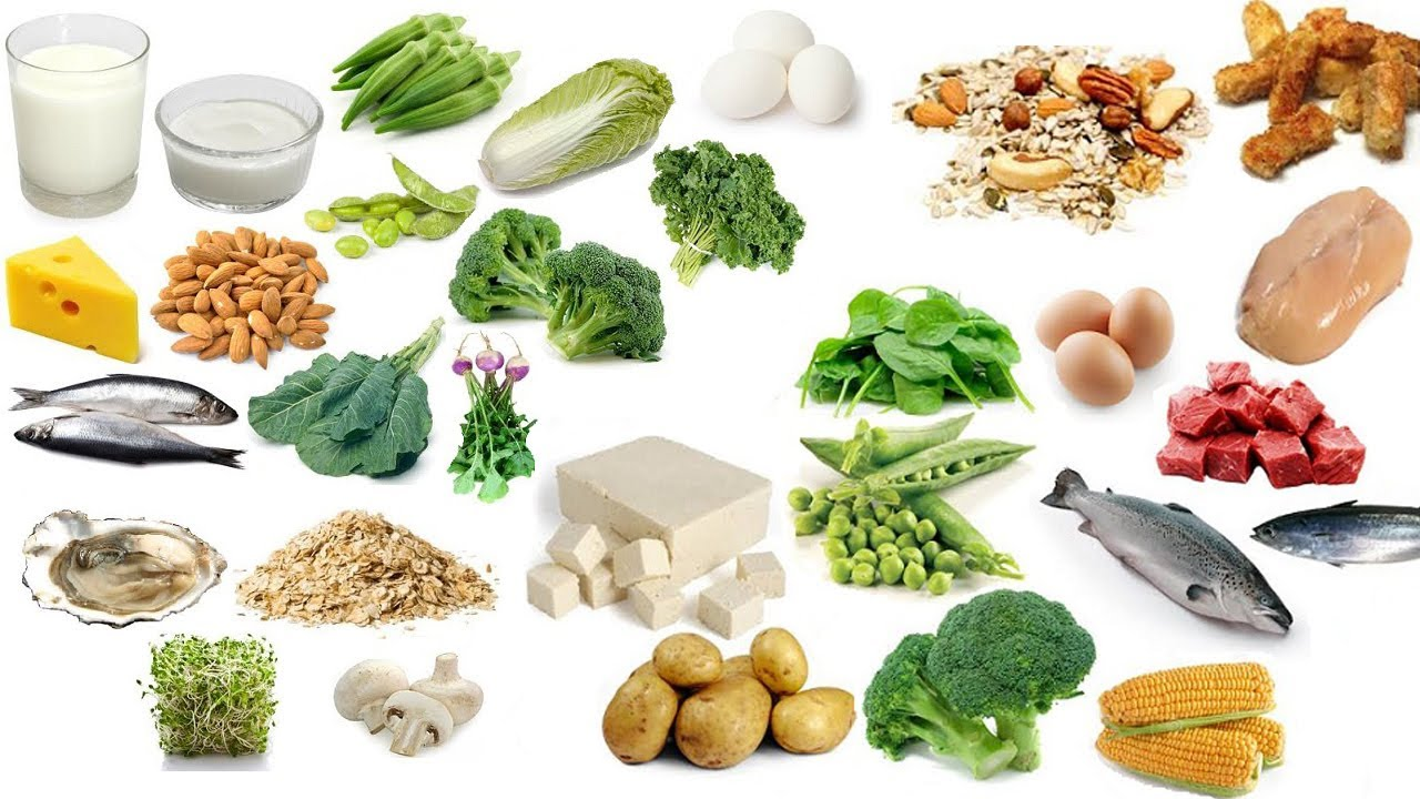Rich Sources of Calcium in your Family's diet
