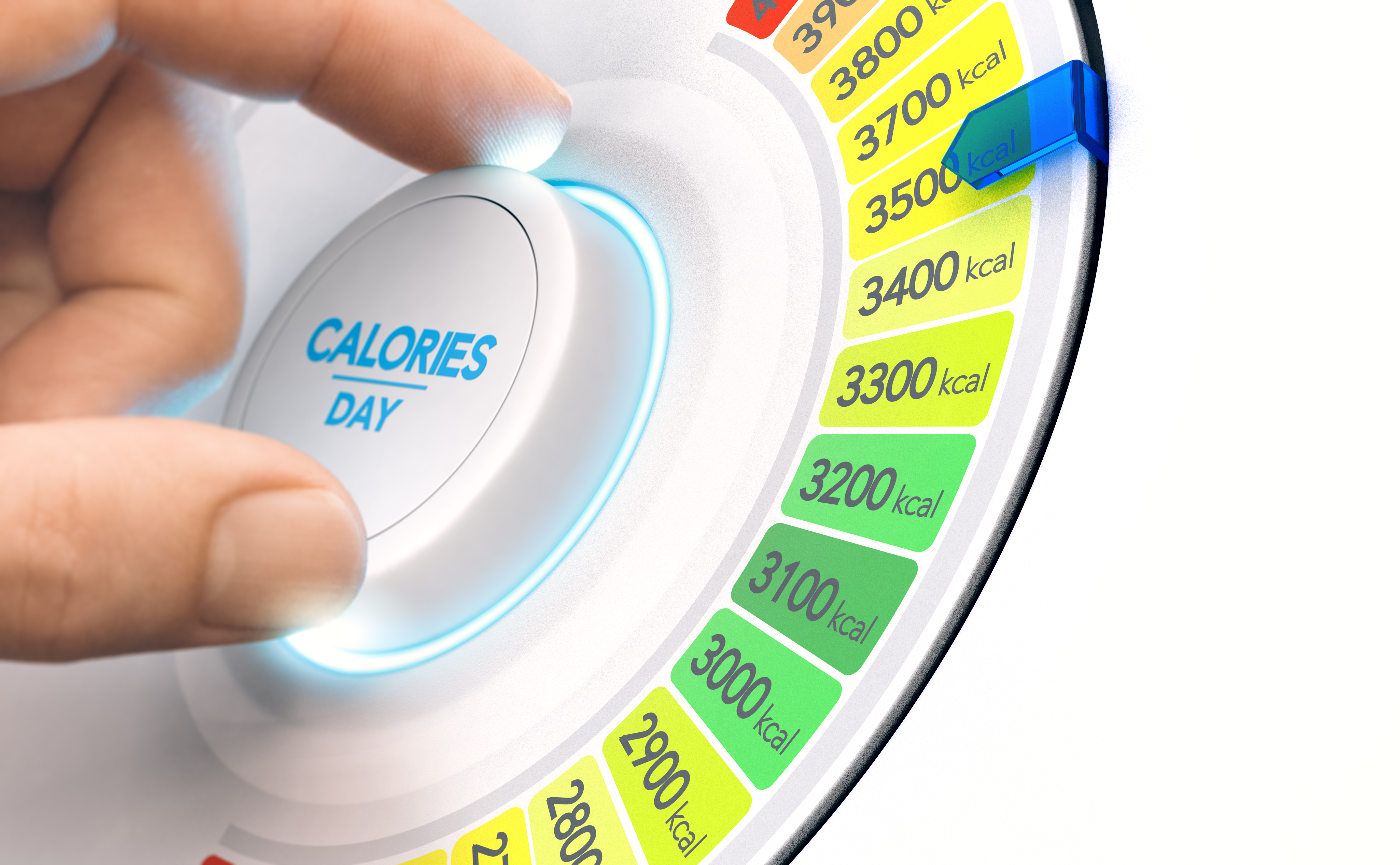 How to increase calories?