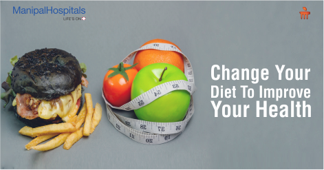 Change Your Diet To Improve Your Health