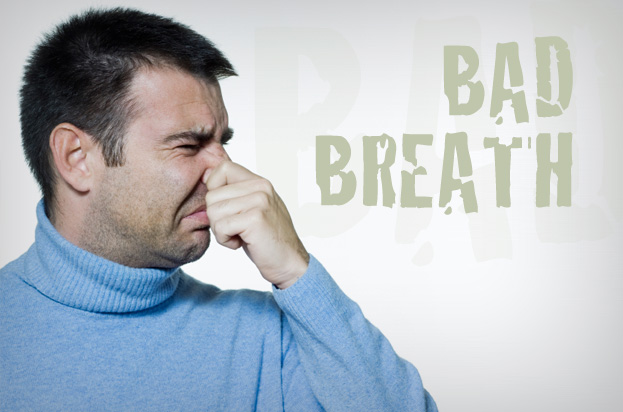 Everything about bad breath