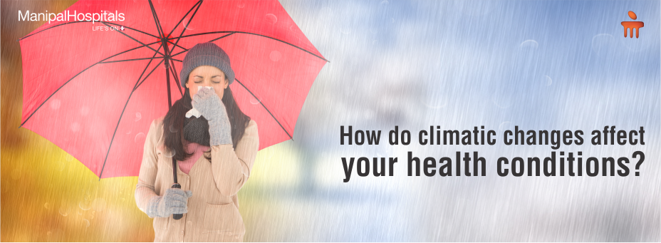 How Do Climatic Changes Affect Health Conditions?