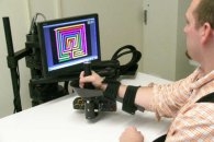Robotic therapy helps stroke patients regain function