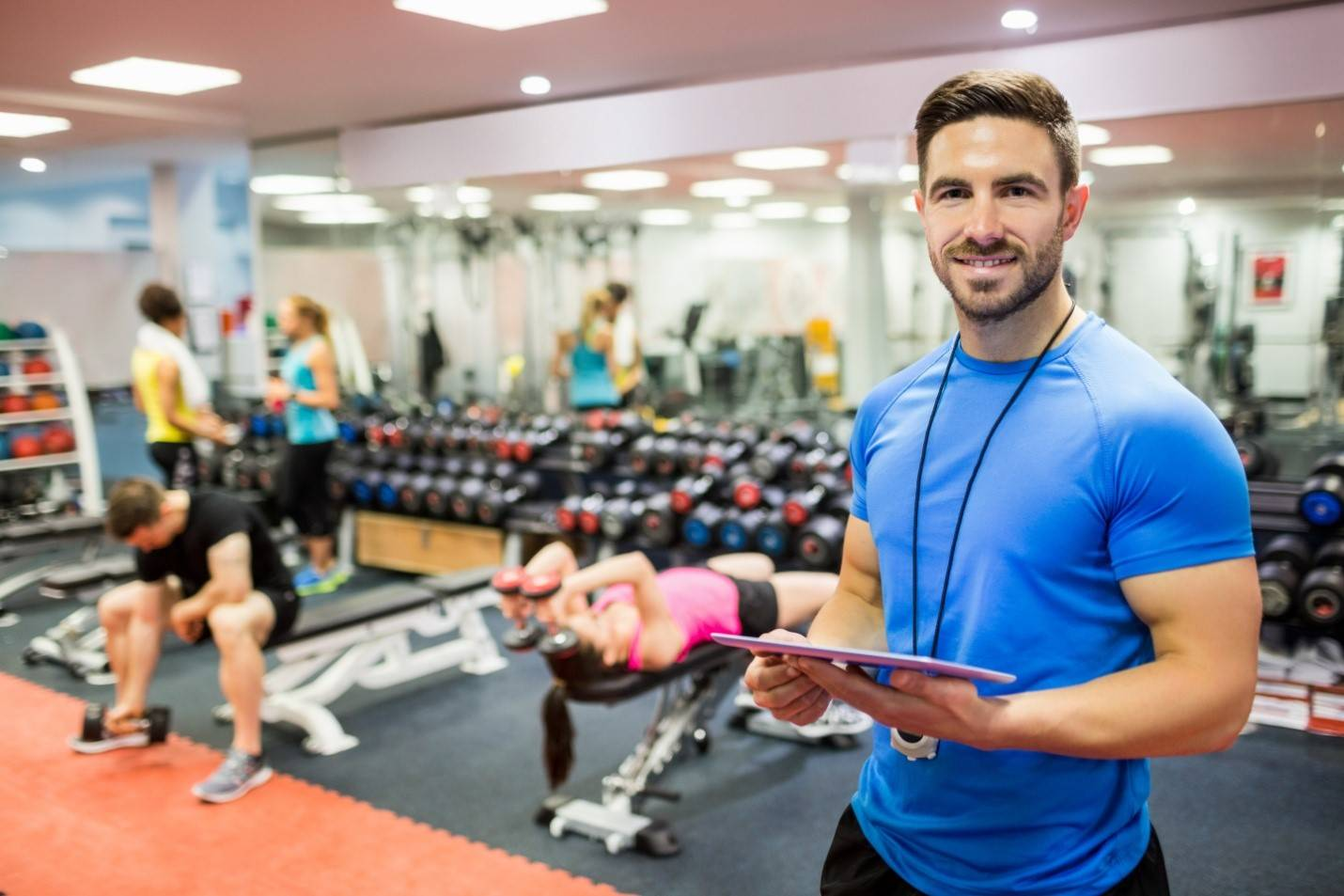 REASONS YOU SHOULD GET A PERSONAL TRAINER