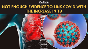 Not enough evidence to link Covid with the increase in TB
